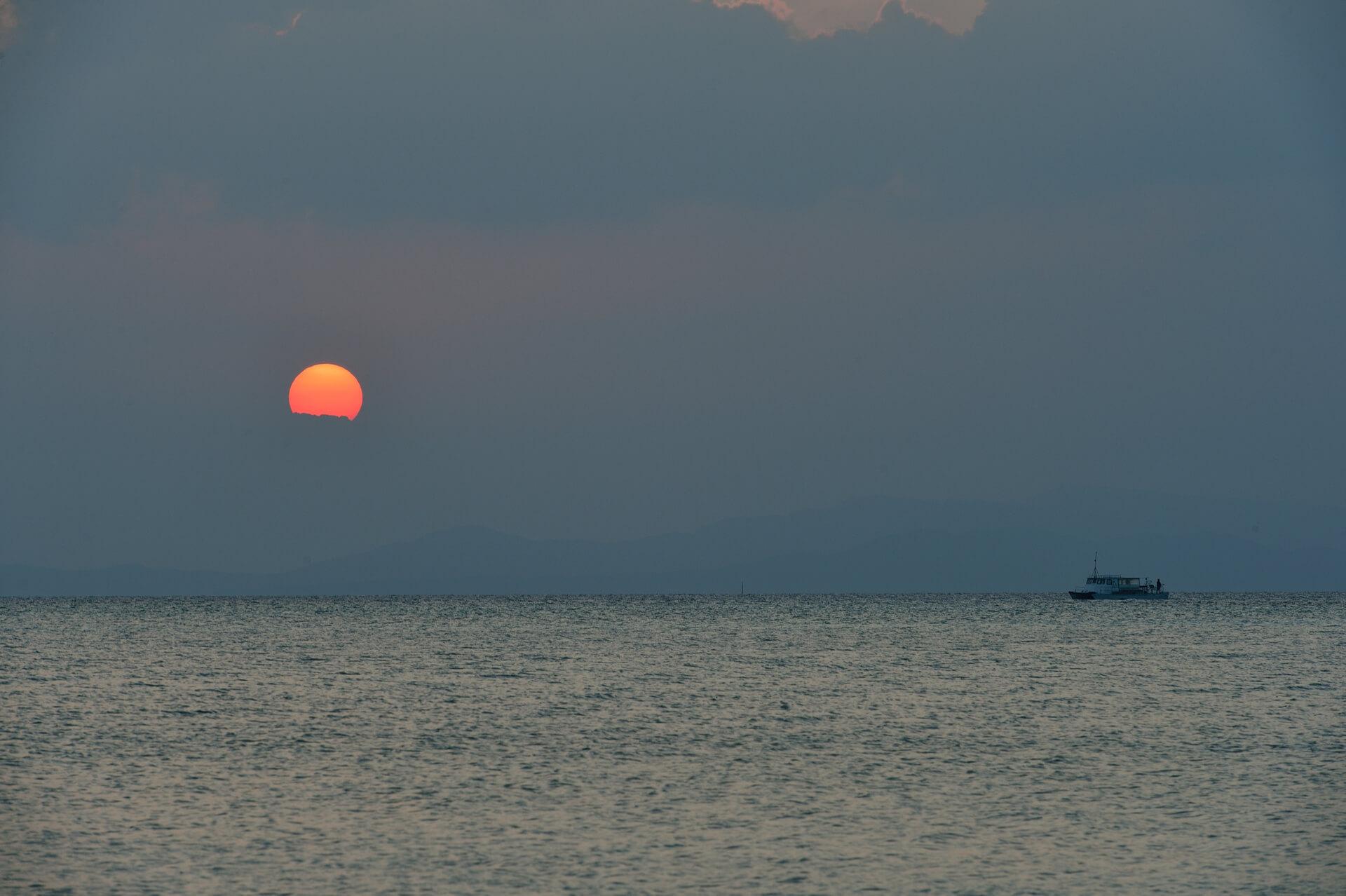 コンドイ浜、竹富島
