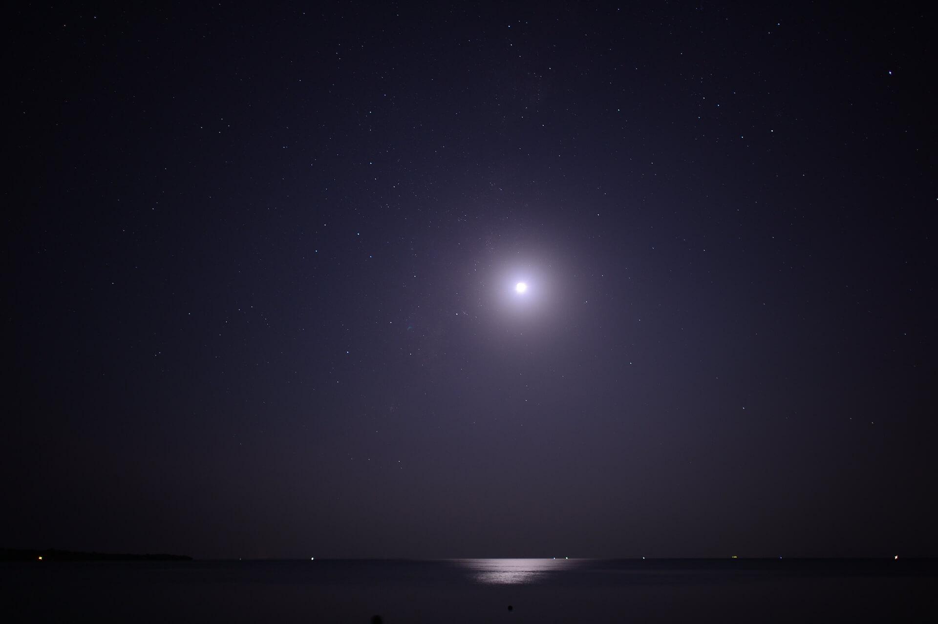 星、竹富島