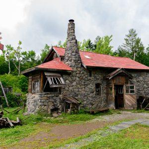 北の国から、石の家