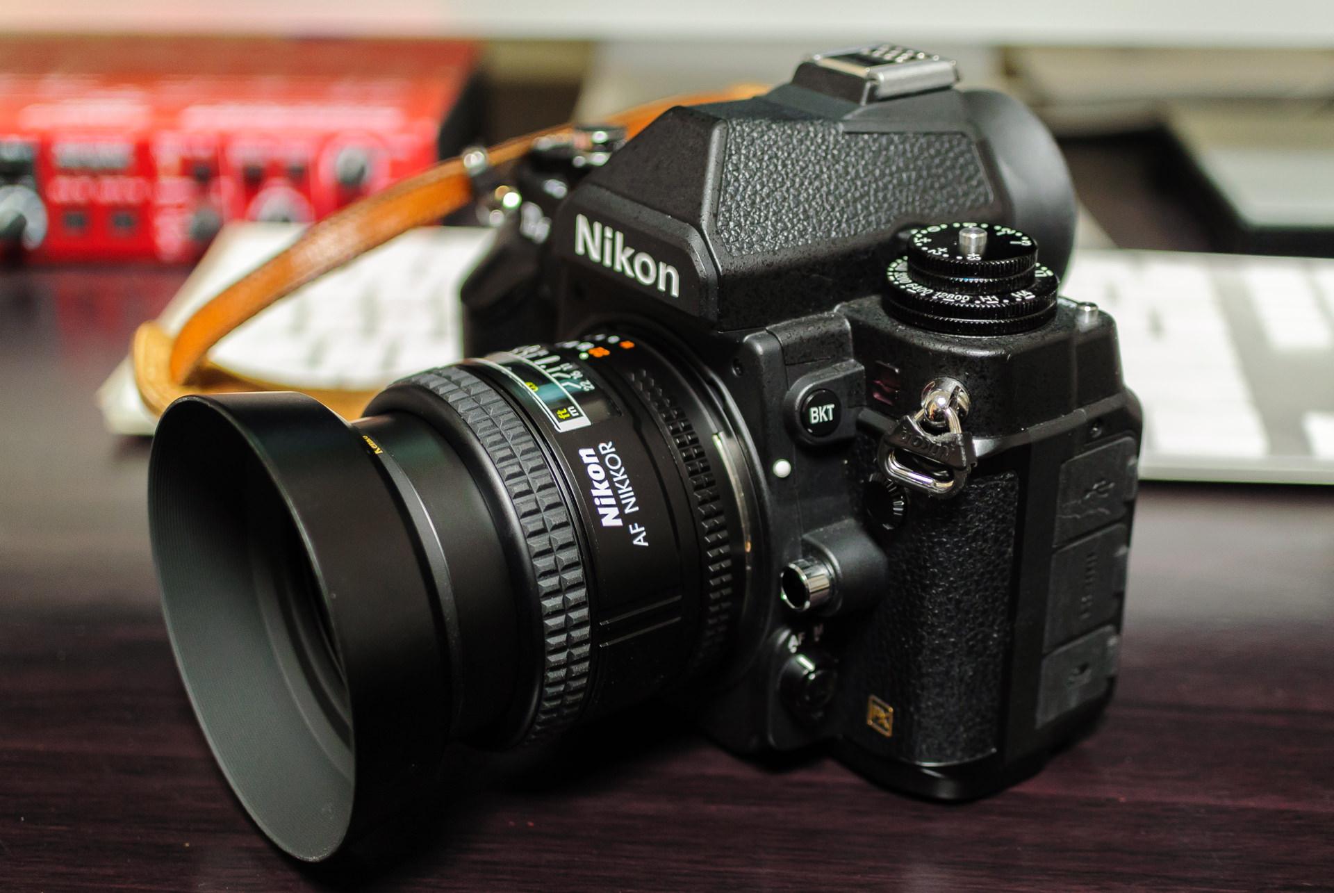 AI AF Nikkor 35mm f/2D,Df,HN-3