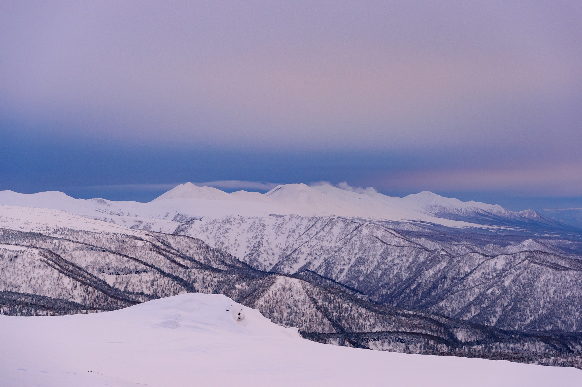 大雪山旭岳ロープウェイ