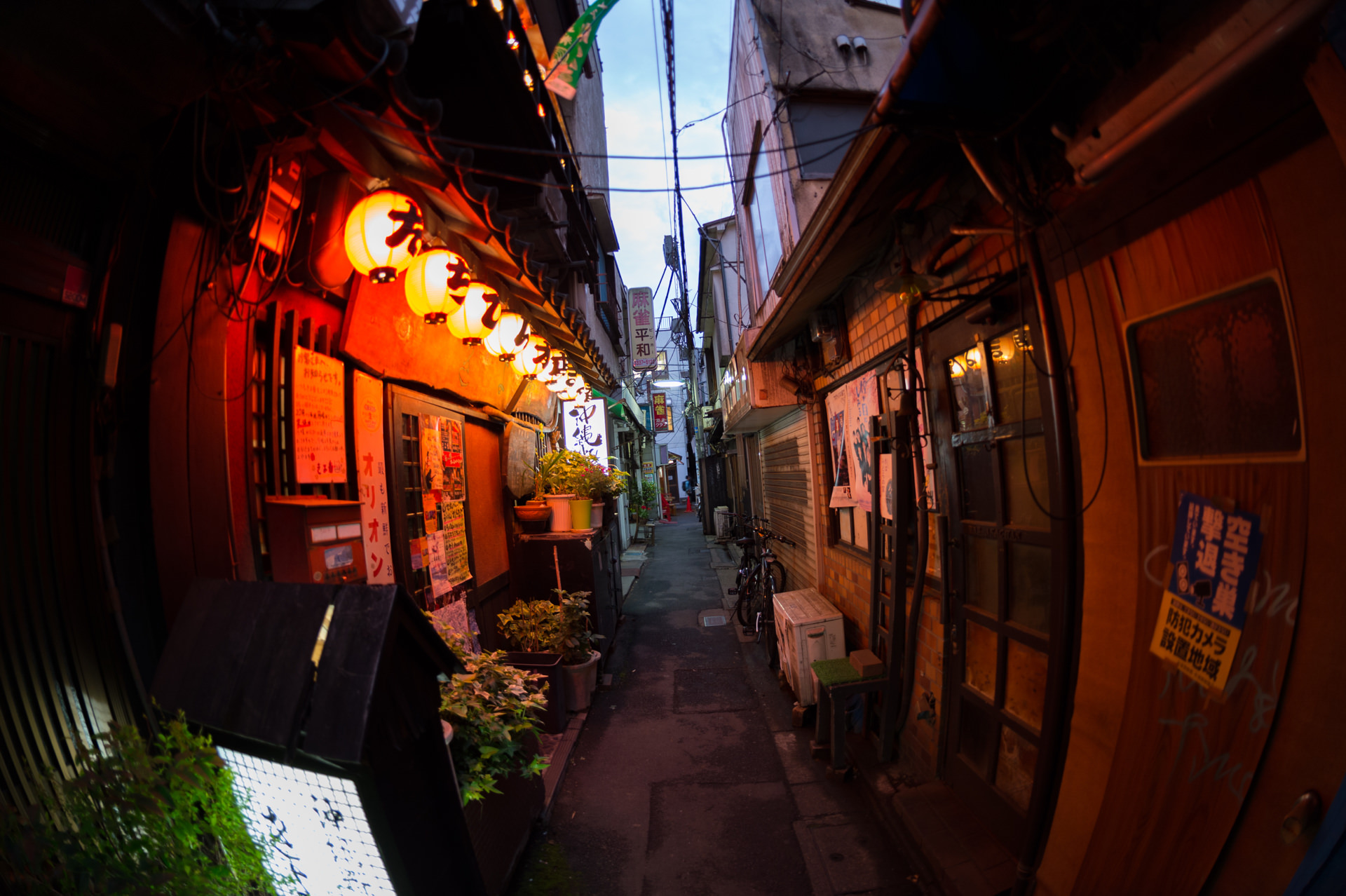 Fisheye-Nikkor 16mm f/2.8D