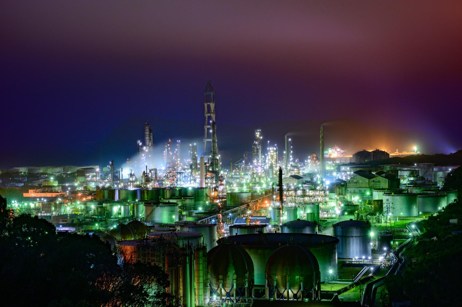 JXTGエネルギー和歌山製油所