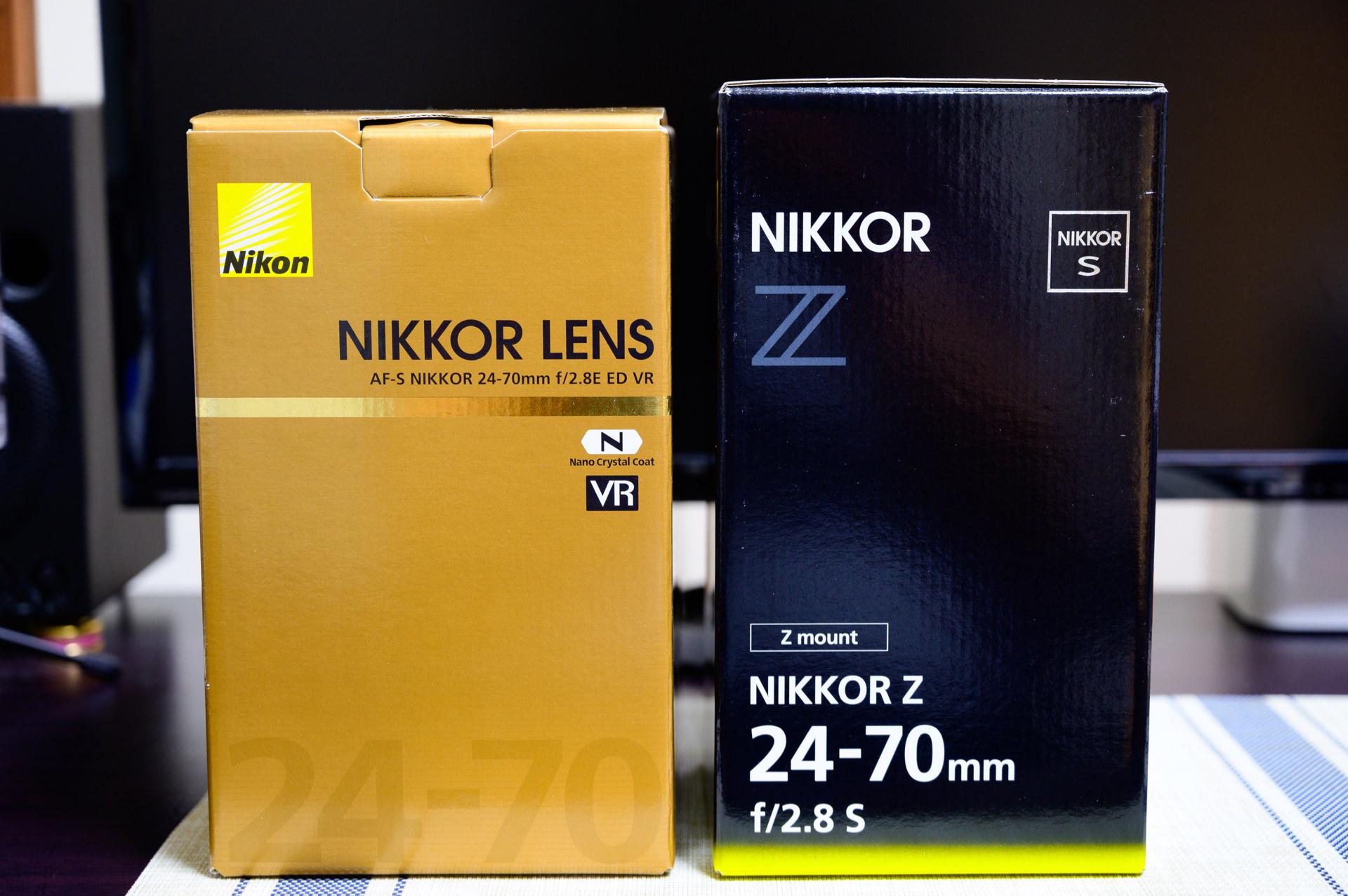 NIKKOR Z 24-70mm f/2.8 S