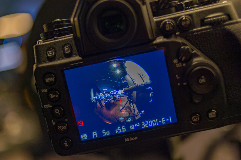 AI Fisheye-Nikkor 6mm f/2.8S