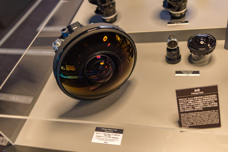 AI Fisheye-Nikkor Auto 6mm f/2.8