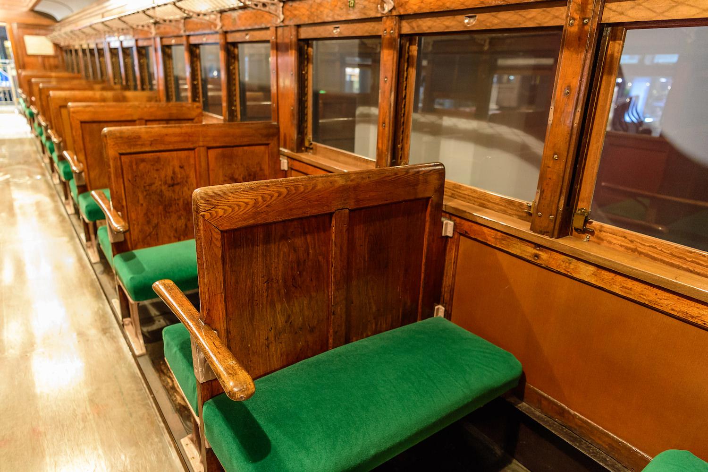 鉄道博物館。