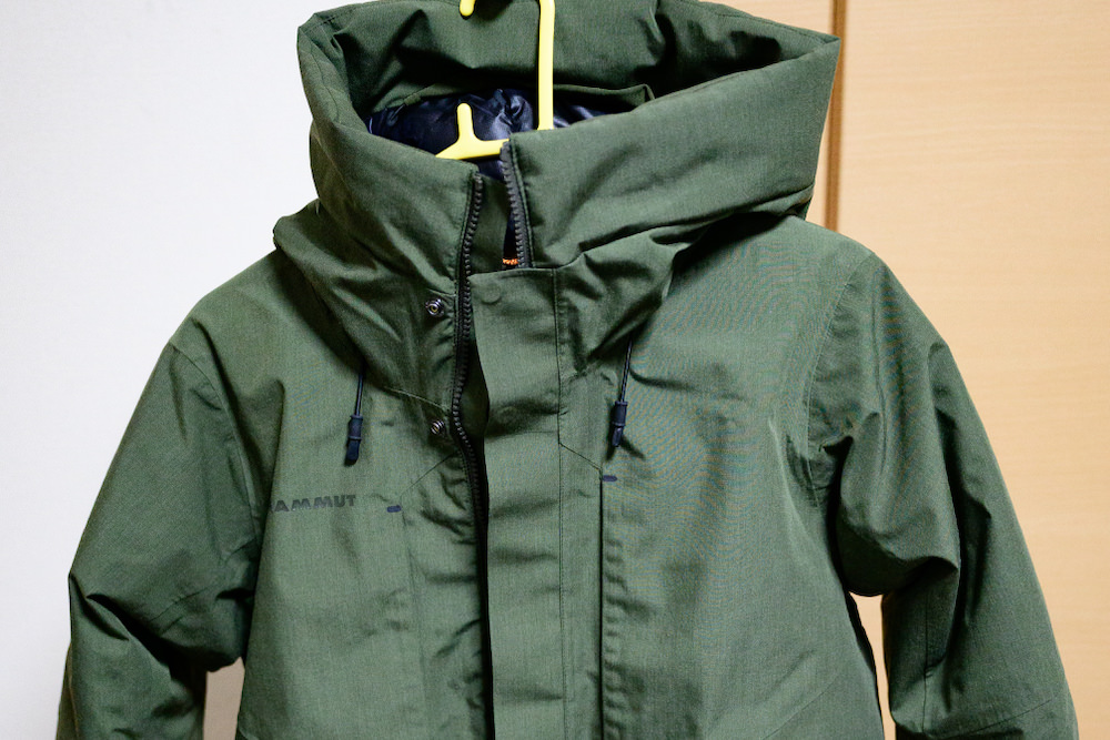Seon HS Thermo Hooded Coat