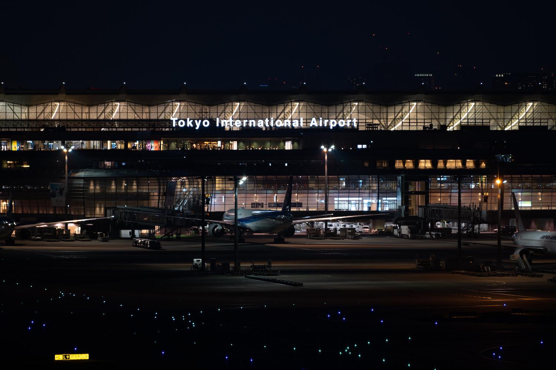 第1ターミナル展望デッキ