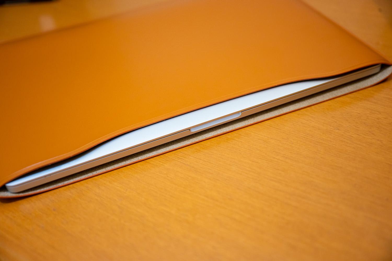 MacBook Pro レザーケース