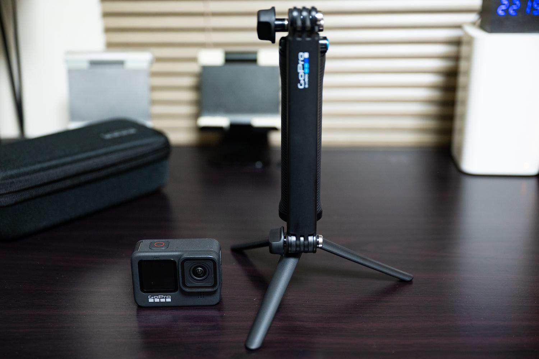 GoPro ウェアラブルカメラ用アクセサリ 3-Way AFAEM-001